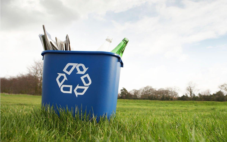 Separar os recicláveis deve fazer parte do nosso dia-a-dia