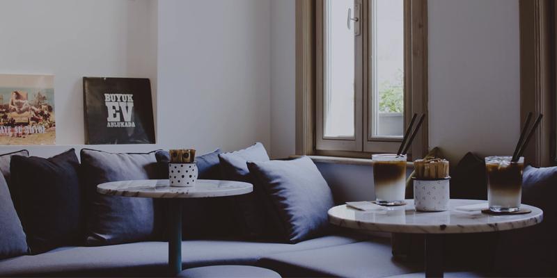 Dicas de decoração de salas pequenas