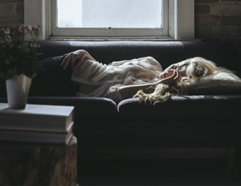Como decorar usando futon