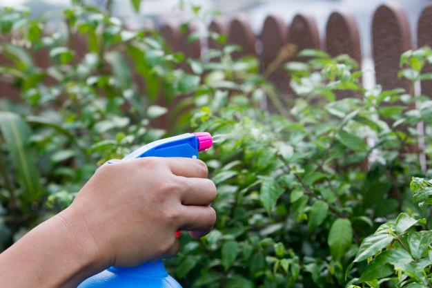 Economize água na área externa do condomínio