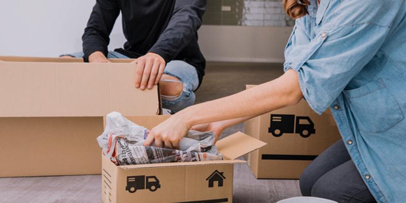 Qual é o custo médio de uma mudança de casa?